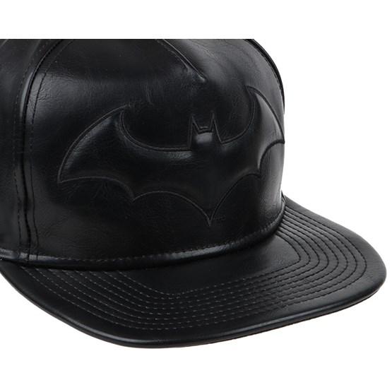 0ea5cef6 Batman PU Bevel Black/Black 9Fifty Snapback - New Era caps   Hatstore.co.uk