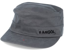 Cotton Twill Army Grey Flexfit - Kangol