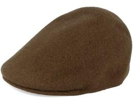 Seamless Woll 507 Camo Flat Cap - Kangol