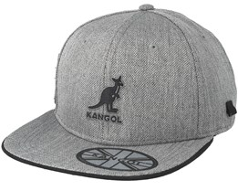 Fashion Hz Grey Snapback - Kangol