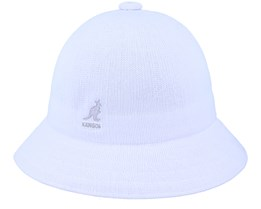 Tropic Casual White Bucket - Kangol