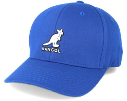 3D Wool Blue Flexfit - Kangol