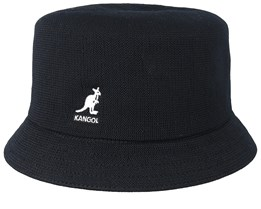 Tropic Bin Black Bucket - Kangol