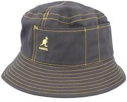 Workwear Charcoal Bucket - Kangol