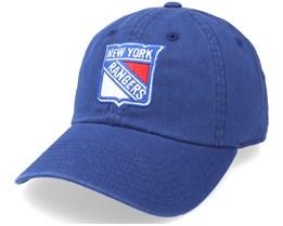 New York Rangers Blue Line Royal Dad Cap - American Needle