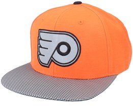 Philadelphia Flyers Philadelphia Flyers Chromel Orange/Specialty Snapback - American Needle