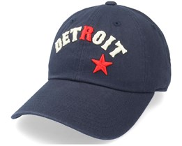 Detroit Stars Ballpark Navy Dad Cap - American Needle