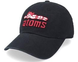 Sankei Atoms Ballpark Black Dad Cap - American Needle