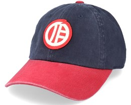 Los Angeles White Sox Archive Navy/Red Dad Cap - American Needle