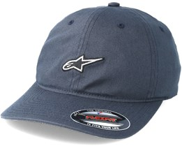 Stat Hat Charcoal Flexfit - Alpinestars