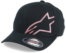 Trans Corp Black Flexfit - Alpinestars