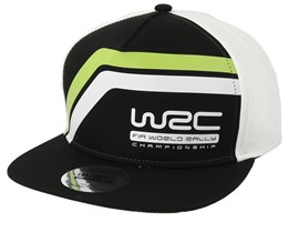 Official Championship Rally Black/White Snapback - WRC