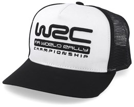 Official Championship Rally White/Black Trucker - WRC