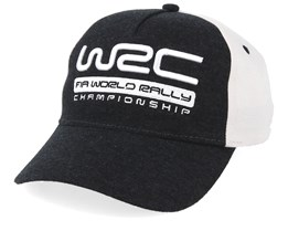 Official Championship Rally Black/White/Hawai Adjustable - WRC