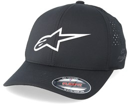 Ageless Lazer Tech Black Flexfit- Alpinestars