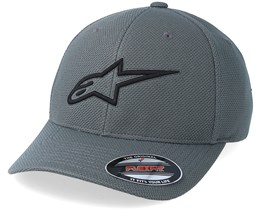Ageless Mock Mesh Charcoal/Black Flexfit - Alpinestars