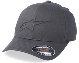 Ageless Emboss Charcoal Flexfit - Alpinestars