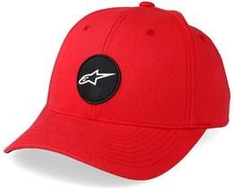 Cover Hat Red Adjustable - Alpinestars