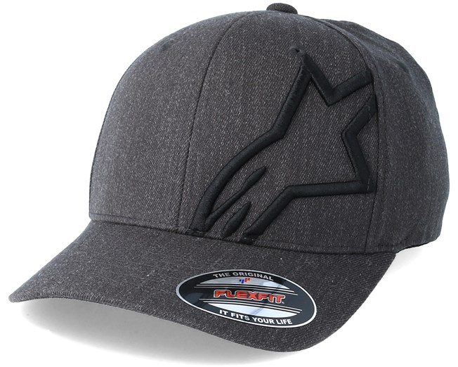 Corp shift 2 Purpose hat Alpinestars Purpose Hat Black Orange Blue