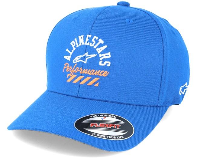 Flexfit Baseball Cap basic royal blau