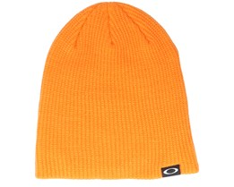 Backbone Bold Orange Beanie - Oakley