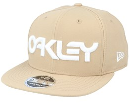 Mark Ii Novelty Snap Back Safari/White Snapback - Oakley