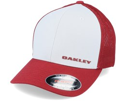 Trucker  Sundried Tomato/Grey Trucker - Oakley