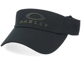 Logo Edge Visor 4.0 Blackout Visor - Oakley