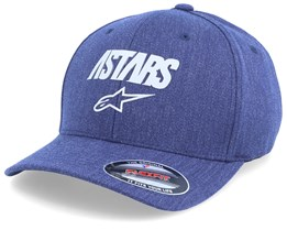 Angle Reflect Navy/Grey Flexfit - Alpinestars