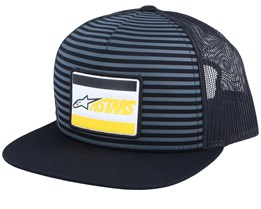 Dominate Black Trucker - Alpinestars