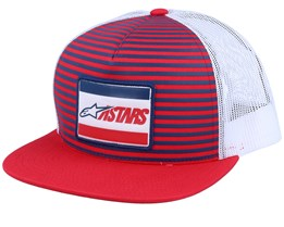 Dominate Red Trucker - Alpinestars