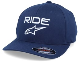 Ride 2.0 Navy/White Flexfit - Alpinestars