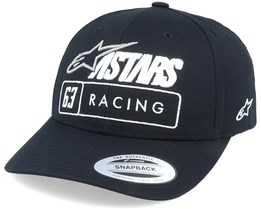 Formula Hat Black Adjustable - Alpinestars