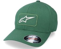 Levels Hat Green Flexfit - Alpinestars