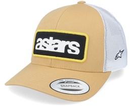 Manifest Mustard/White Trucker - Alpinestars