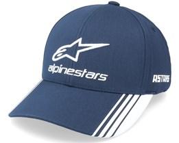 Agx Hat Navy Adjustable - Alpinestars