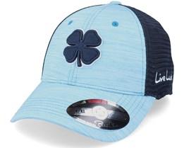 Perfect Luck 4 Aqua/Navy Mesh/Navy Trucker - Black Clover