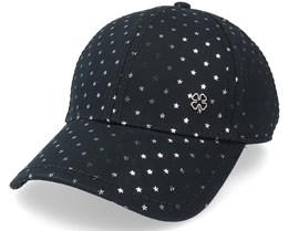 Star Bright Black/Foil Stars Adjustable - Black Clover
