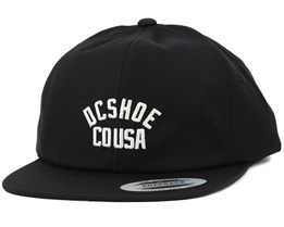 Out There Black Snapback - DC