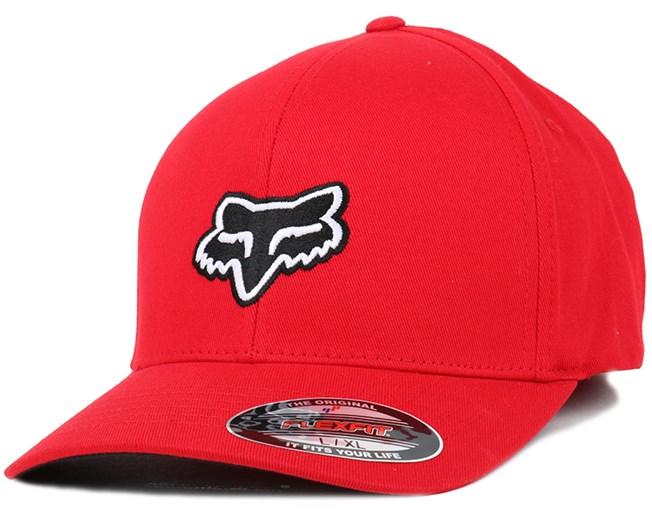 Legacy Red Flexfit - Fox