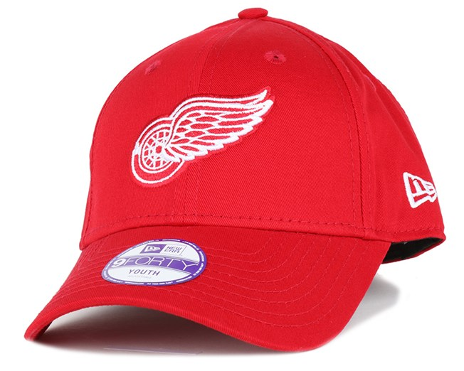 new concept 65968 f12d1 Kids Detroit Red Wings NHL 940 Adjustable - New Era