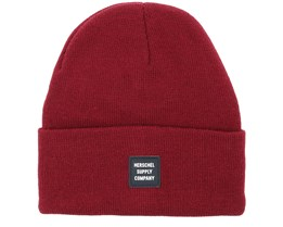Abbott Windsor Wine Beanie - Herschel