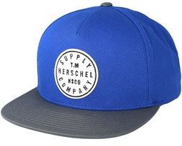 Tm Surf The Web/Light Charcoal Snapback - Herschel
