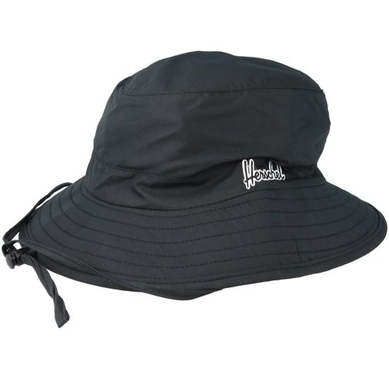 Hatt Voyage Creek Black Bucket - Herschel - Svart Bucket