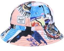 Voyage Cooperman Basquiat Skull Multi Bucket - Herschel