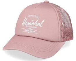 Kids Toddler Whaler Mesh 1-2 Years Pink Trucker - Herschel