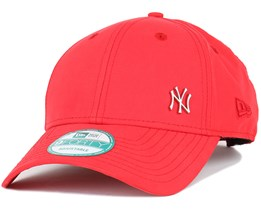 NY Yankees Flawless Scarlet 940 Adjustable - New Era