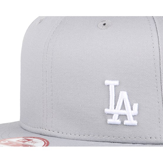 first look separation shoes buy cheap LA Dodgers MLB Flawless Grey 9Fifty Snapback - New Era caps ...