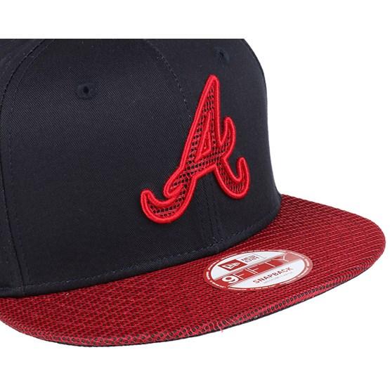 ef8c3997053 Atlanta Braves MLB Mesh 9Fifty Snapback - New Era caps