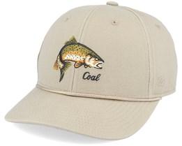 Wilderness Fish Low Sp  Khaki Adjustable - Coal